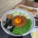 Spicy Mazesoba