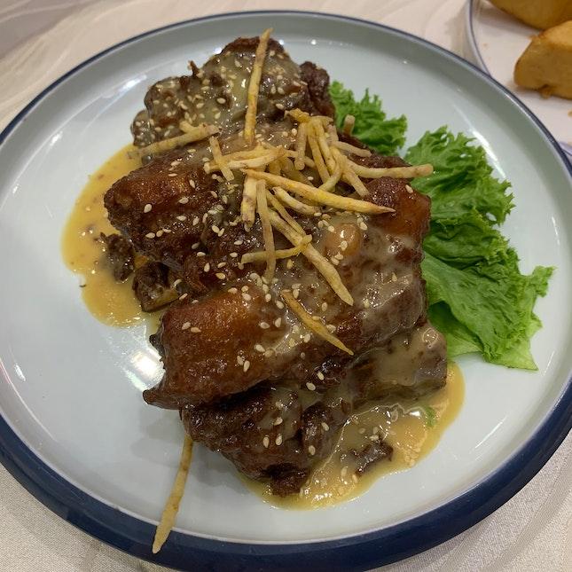 Chef's Special Sauce Pork Ribs