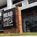 headmost cafe by just want coffee, JB