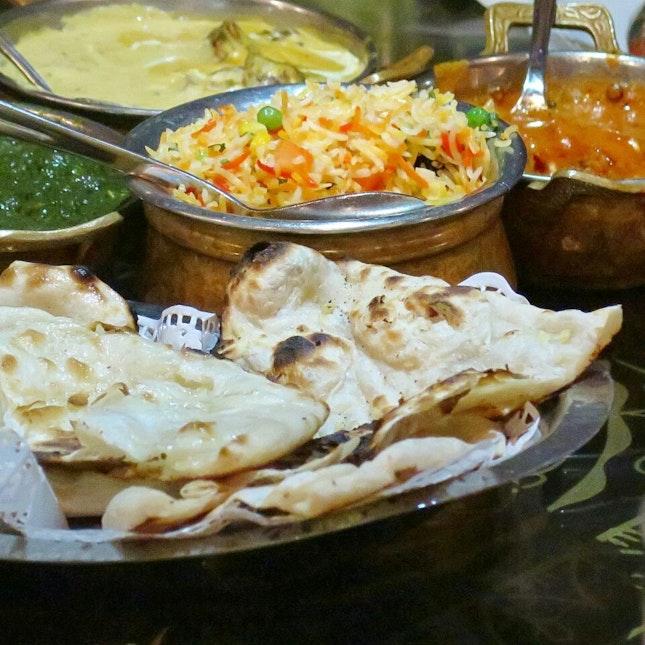 north indian cuisine @ khansama little indian