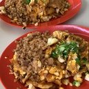 Carrot Cake With Generous Chye Poh