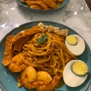 Laksa Pasta Bliss At Good Bites
