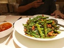 Stir Fried Long Beans