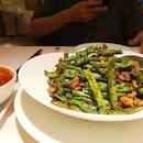 Stir Fried Long Beans