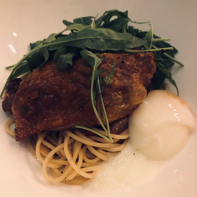Duck Confit Noodle [18.9 SGD]