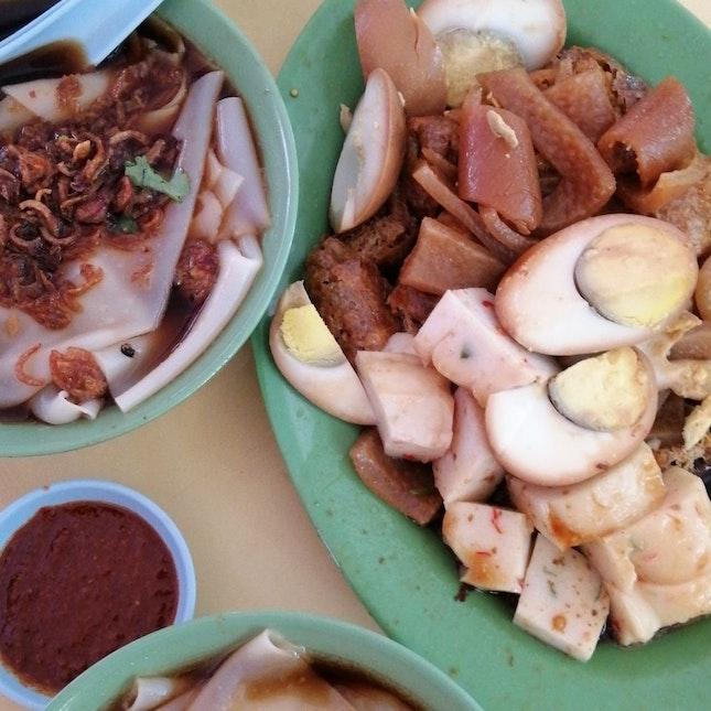 Comfort Food, Affordable Kway Chap!