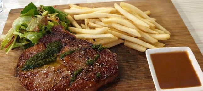 Australian Ribeye Steak | S$16.90