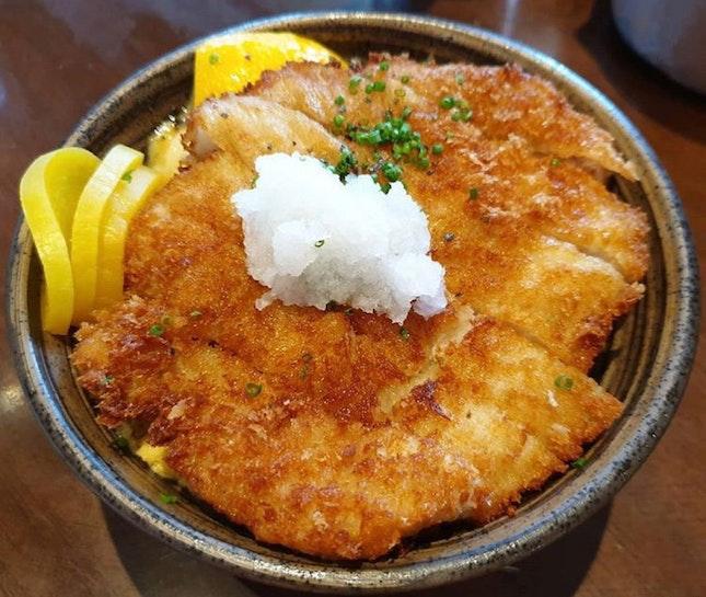Yuzu Pepper Katsu Don | $20.50