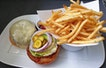Grilled Angus Beef Burger | $36