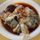 Char Siew & Century Egg Cheong Fun | $2.50 & $3.50