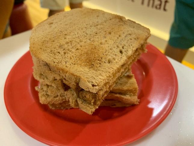 Traditional Kaya Butter Toast | $2.40