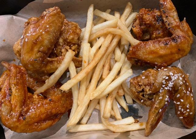 6 Pieces Chicken Set   $9.90