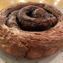 Chocolate Kouign-amann | $5.00