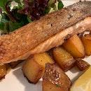 Pan Seared Norwegian Salmon | $16.90
