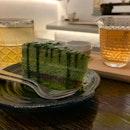 Houjicha, Oolong, Matcha Cake | $22.44