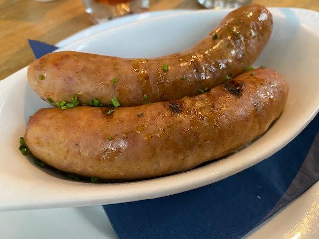 Pork & Fennel Sausage | $8