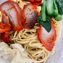 Wanton Noodle | $4