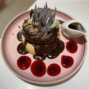 Black Forest Soufflé Pancake | $14.90