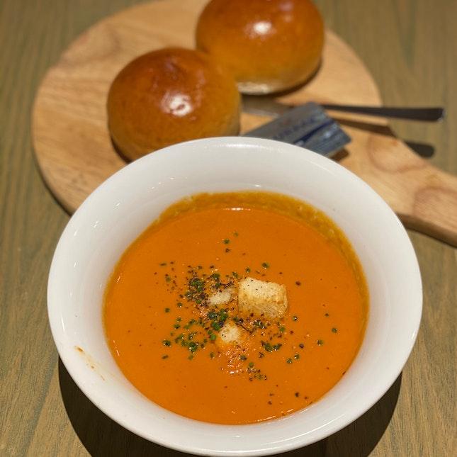 Tomato Soup | $4.90