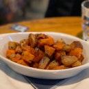 Sweet Potato Hash | $8