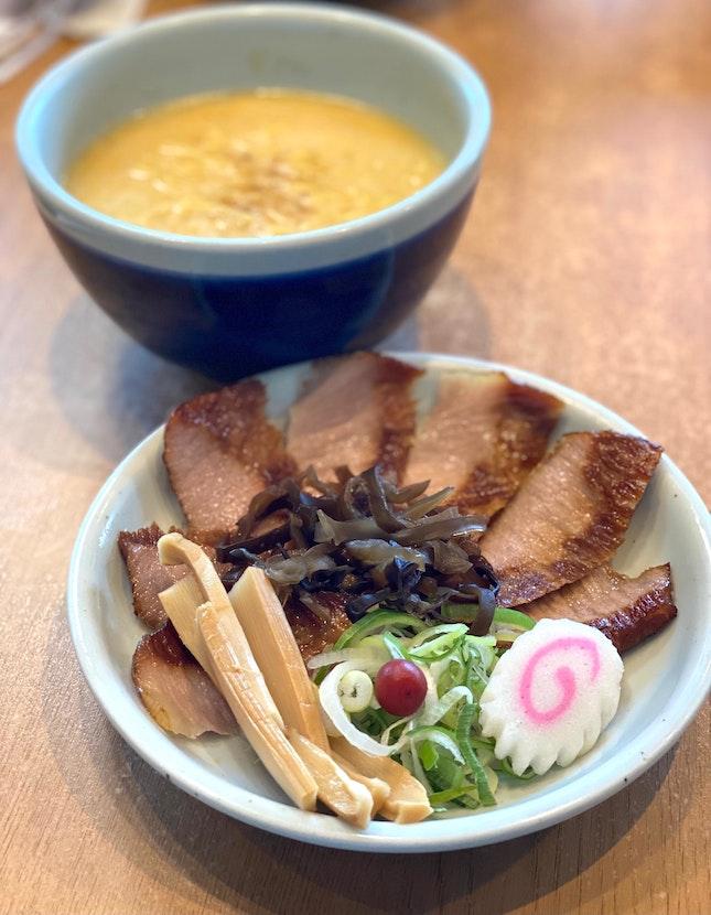 Shio Tokusen Toroniku Ramen | $21