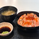 1-for-1 Salmon Mentaiko Don