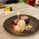 Chocolate Lava Cake ($13++)