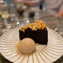 Vegan Chocolate Hazelnut Cake ($13++)