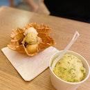 Creamier Fun Five ($5.20) + Creamier x Bakerybrera Lemon Curd Matcha Croissant