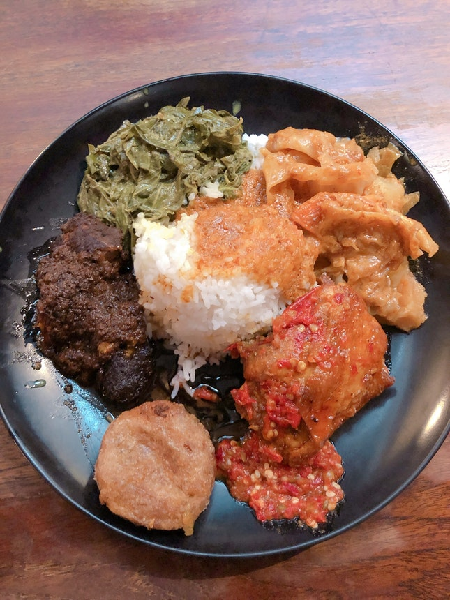 Indonesian And Malaysian Food