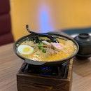 Spicy Mayo Chicken Ramen