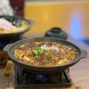 Mapo Tofu Spaghetti.