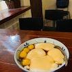 Brown Sugar Tau Foo Fah W/ Tang Yuen.