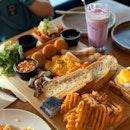 Best Of Breakfast Sharing Platter (RM49.90)
