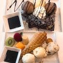 1-for-1 Deal : Single Fondue & Happy Brownie ($16.90)