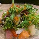 Sashimi Salad $28