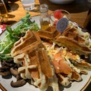 Best Buttermilk Waffles Ever 🥺🥺
