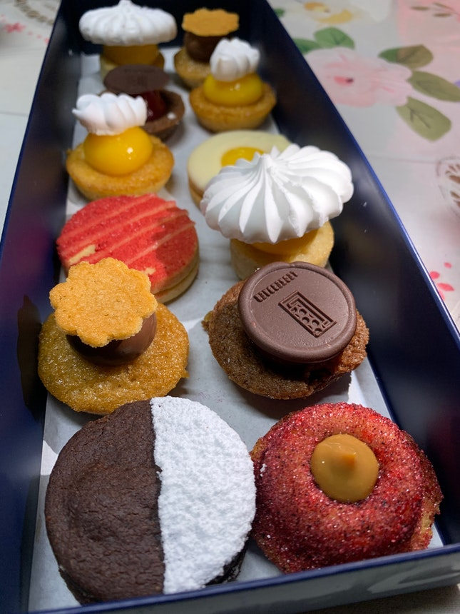 Fricking Adorable Mini Cookies 😍