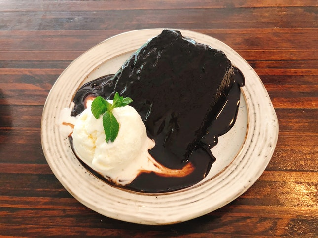 Death by Chocolate Cake ($13)