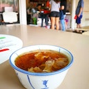 Xi Le Ting's cheng tng    Commonwealth Crescent Food Centre, Singapore.