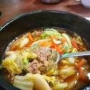 Homely Korean Food