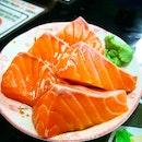 Slabs Of Sashimi