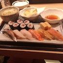 Hanamaru Set Lunch