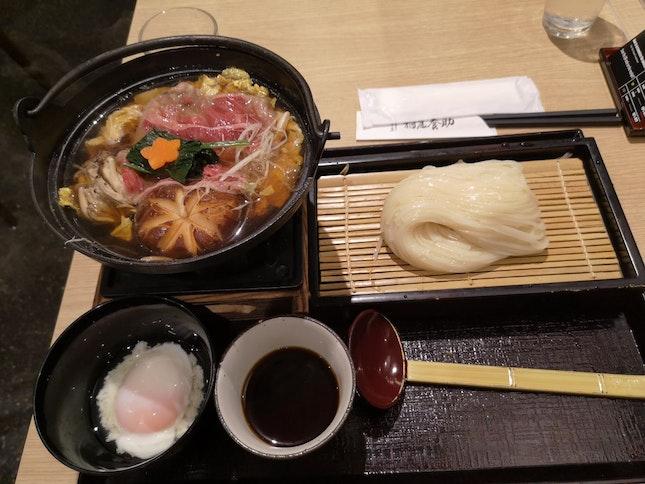 Sukiyaki Wagyu Beef
