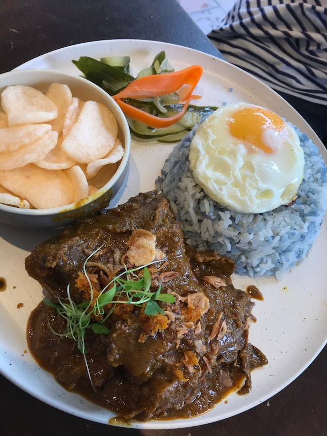 Wagyu Beef Cheek Rendang