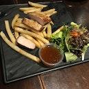 Pan Fried Pork Loin