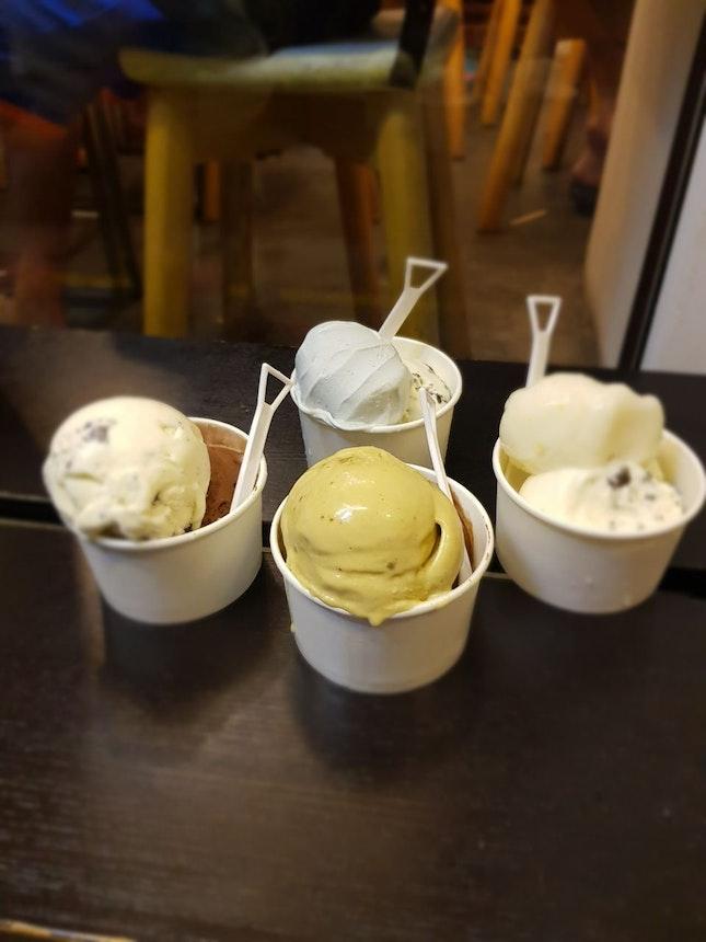 Creamy & Good Ice Cream