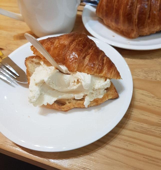 (Pastry+Ice Cream+Beverage)