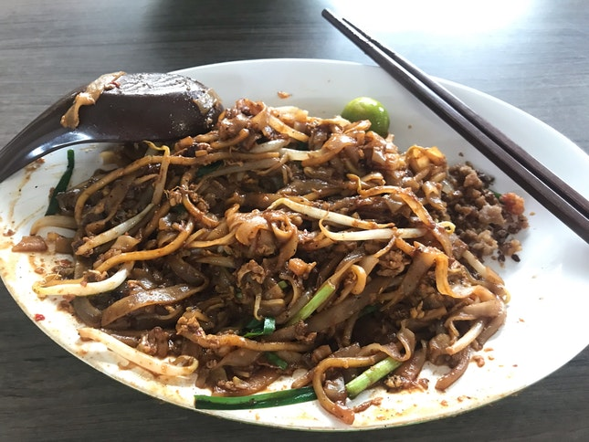 日夜炒粿条Day Night Fried Kway Teow