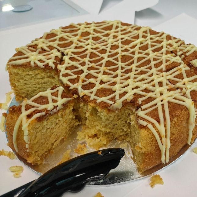 Signature Sugee Cake